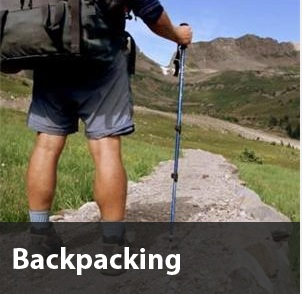 Backpackingferie