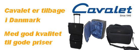 Cavalet kufferter & tasker