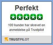 Trustpilot anmeldelser Travelfreak.dk