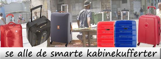 Kabinekuffert max 55x40x20