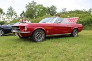 Ford Mustang rejser