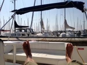 Bådferie