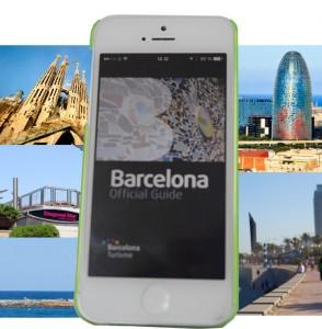 Barcelona rejse app