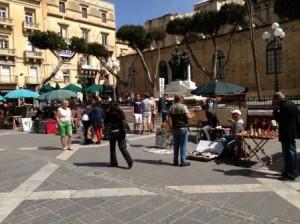gadesælgere Malta