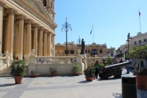 historisk bygning malta