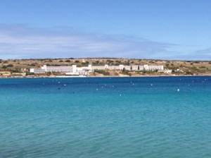 hotel fra vandsiden, malta