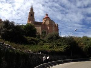 middelalderborg, malta