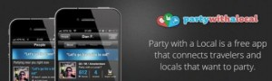 Party with locals app