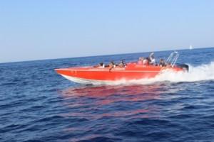 speedbåd malta