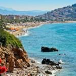kysten i grækenland