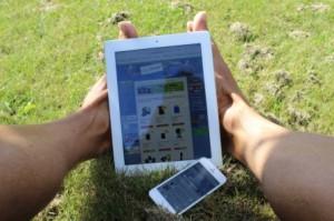 mobil & sociale medier i ferien
