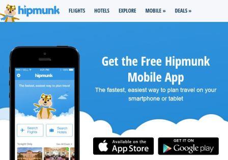 Hipmunk app
