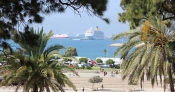 Palma de Mallorca udsigt
