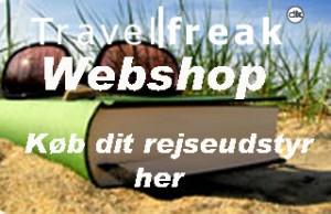 Rejse webshop med alt til rejsen