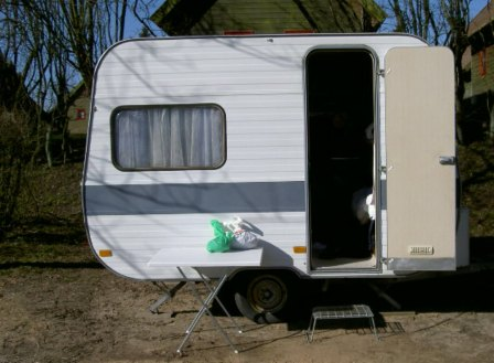 Lej en campingvogn