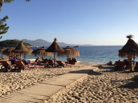 Paradis Strand