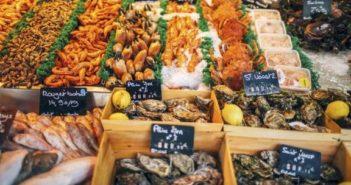 Lokal mad i ferien