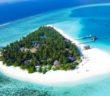 Luksus på Maldiverne