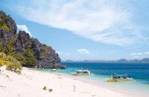Starnd på Filippinerne