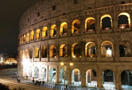 Colosseum i Rrom