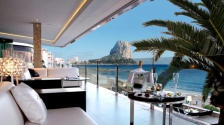 Lækkert hotel Costa Blanca