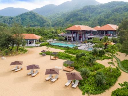 Luksus hotel Vietnam