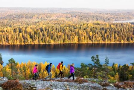 Pilgrimsrejse Sverige
