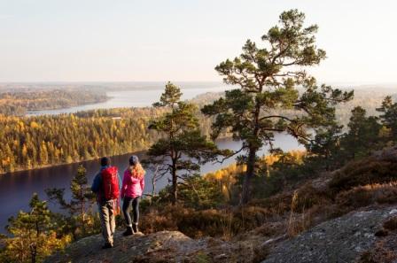 Vandreferie Sverige