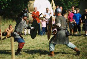 Vikingekamp