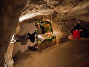 Jul i Grotten
