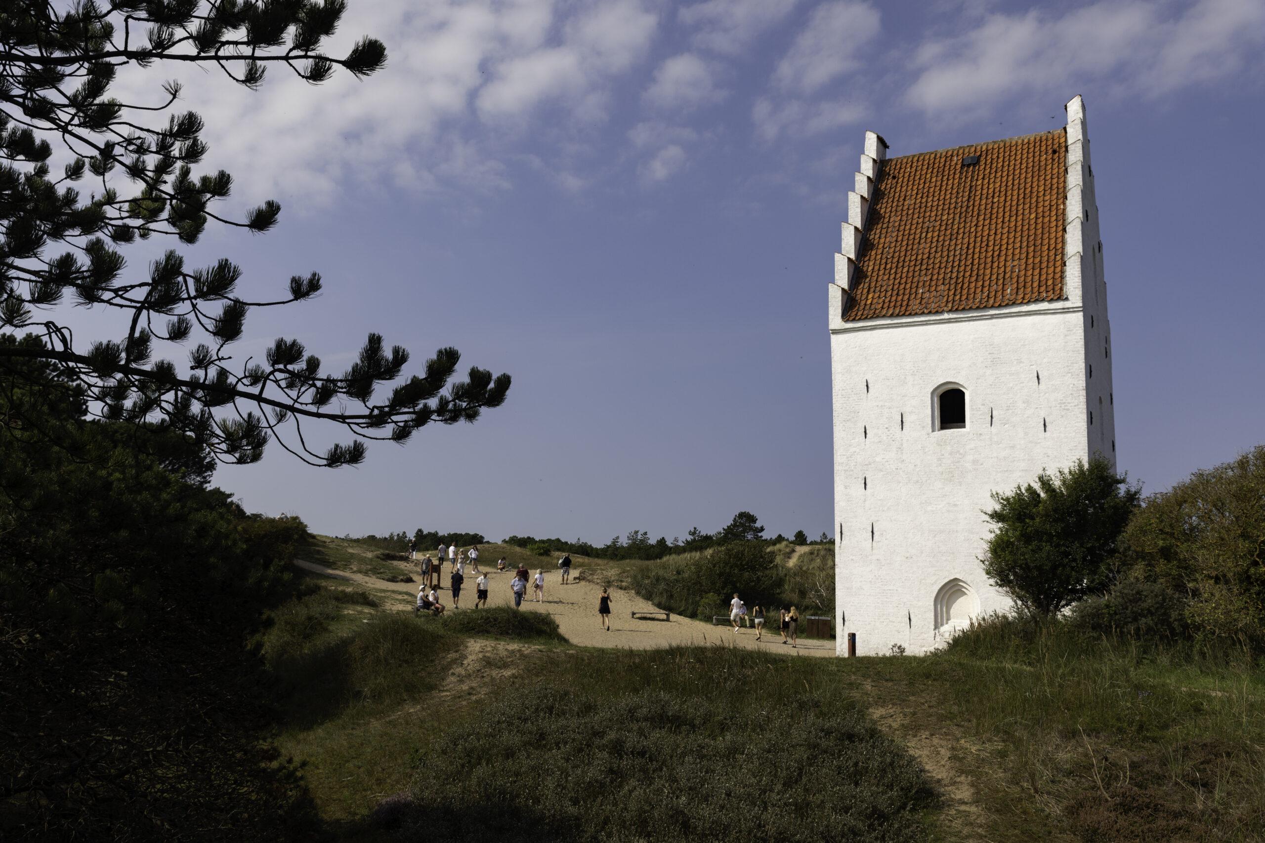 Den tilsandede kirker