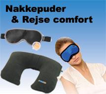 Nakkepuder comfort